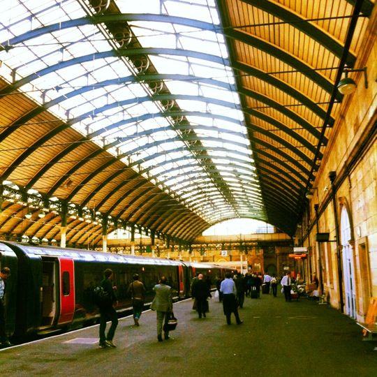 Hull Paragon Railway Station Hul Hull England Kingston Upon Hull Hull