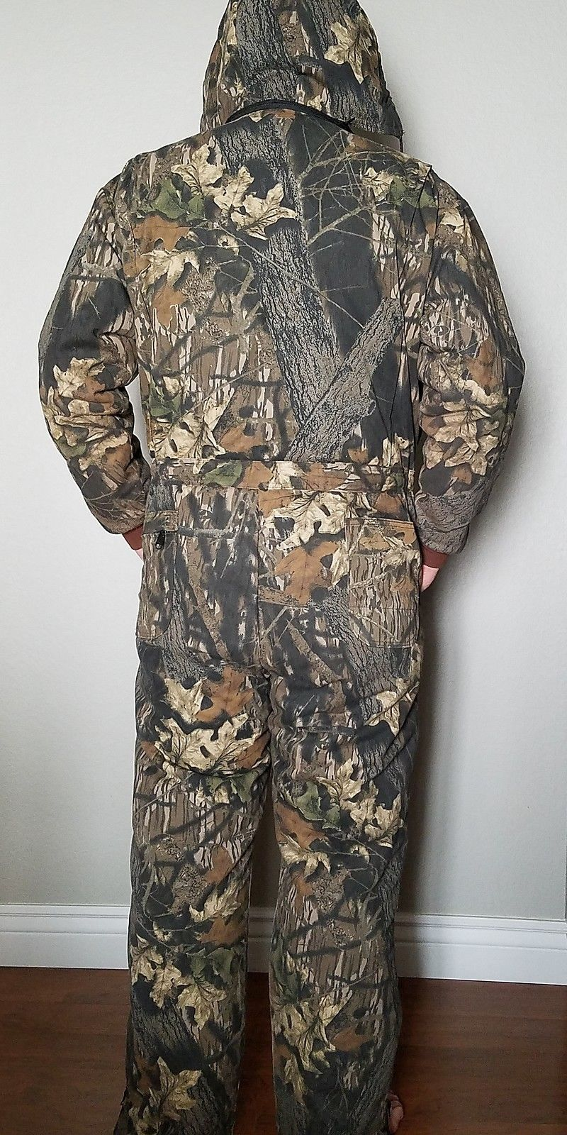 Insulated Camo Coveralls  da3d92b3f0f