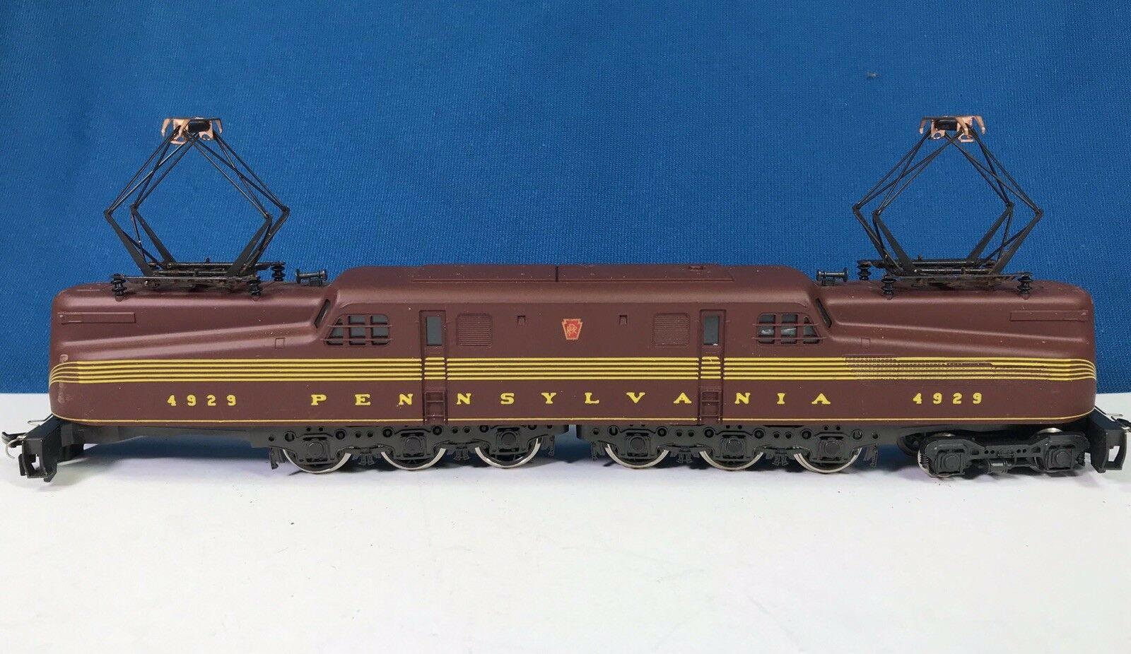 Rivarossi AHM Pennsylvania 4929 Electric Locomotive HO Scale