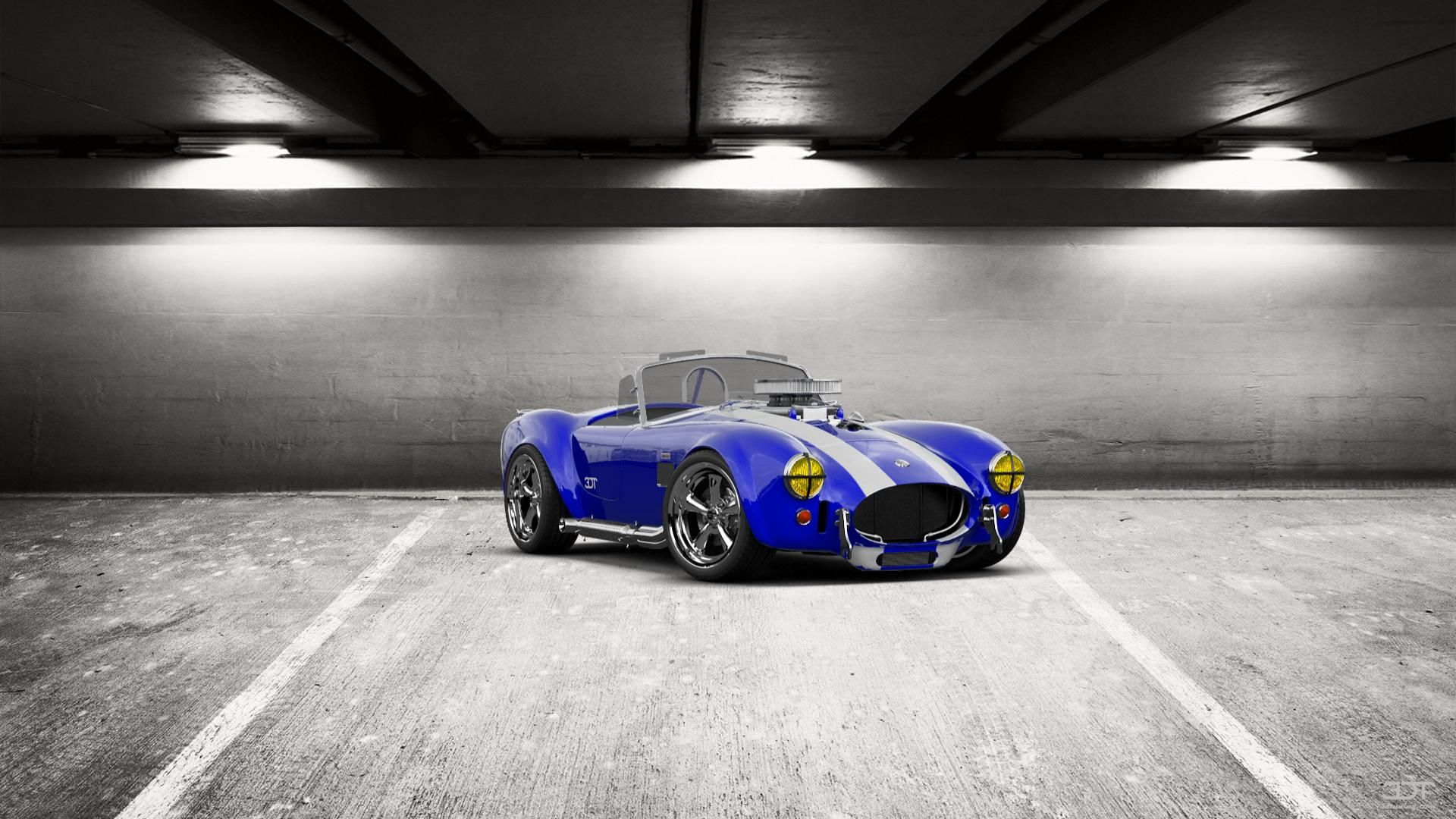 Come ti sembra il mio tuning ford shelbycobra 2961 in 3dtuning 3dtuning