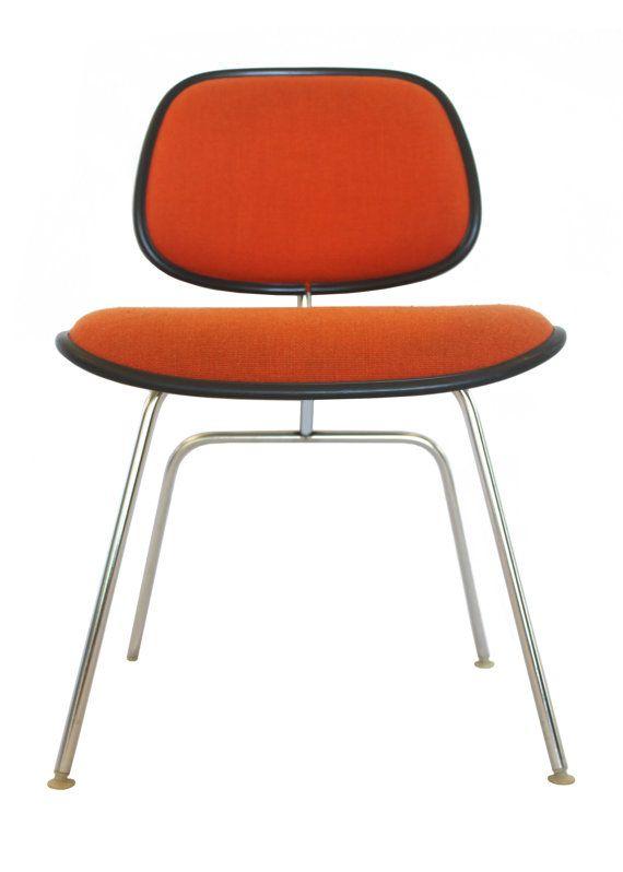 Original Herman Miller DCM Chair By Charles Eames By Momidmodern #eames  #eameschair @hermanmiller