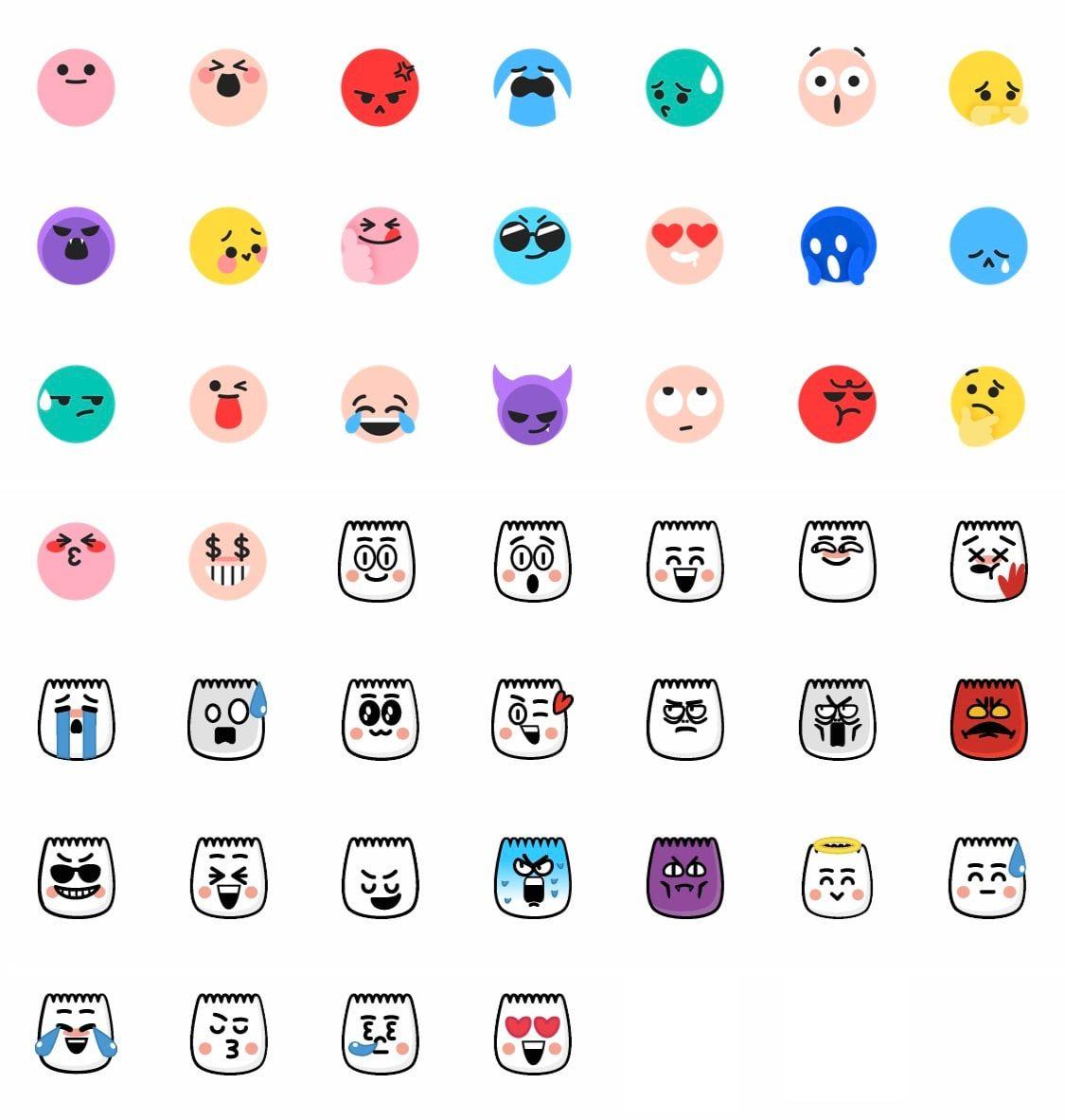 Tiktok Emoji And Symbols Copy And Paste Cute Symbols Secret Emoji Emoji List Emoji Codes