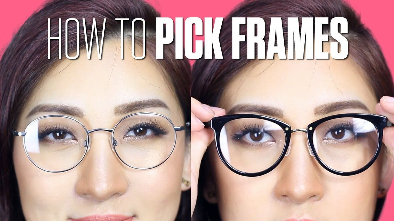 147d4365779 How to Pick the Perfect Glasses for Your Face Shape