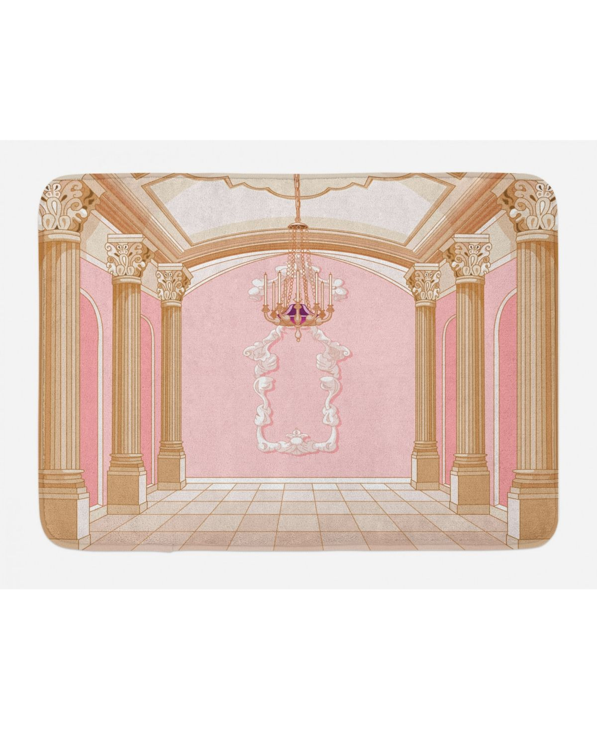 Ambesonne Princess Bath Mat Reviews Shower Curtains Bed