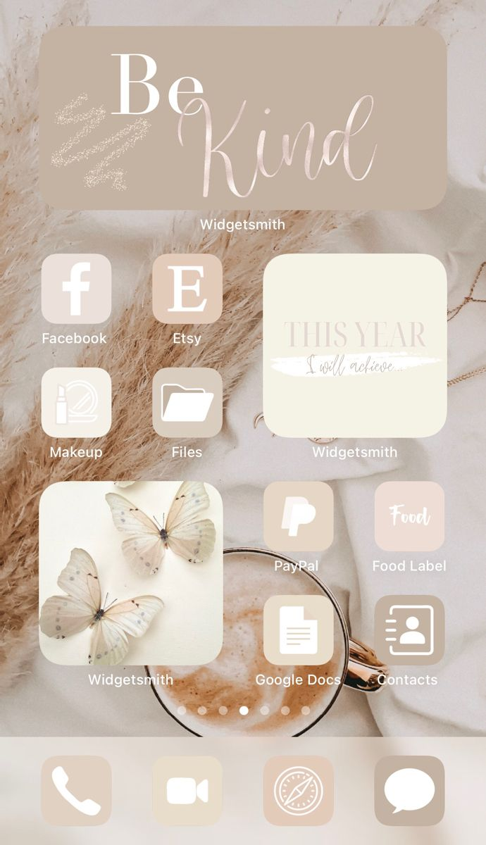 Neutral Nude Aesthetic