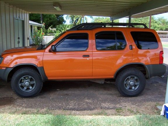 Saw One Today At Lowes And Now I Really Want An Orange Xterra Then I Saw A Fun Green One Too Nissan Xterra Orange Car Nissan
