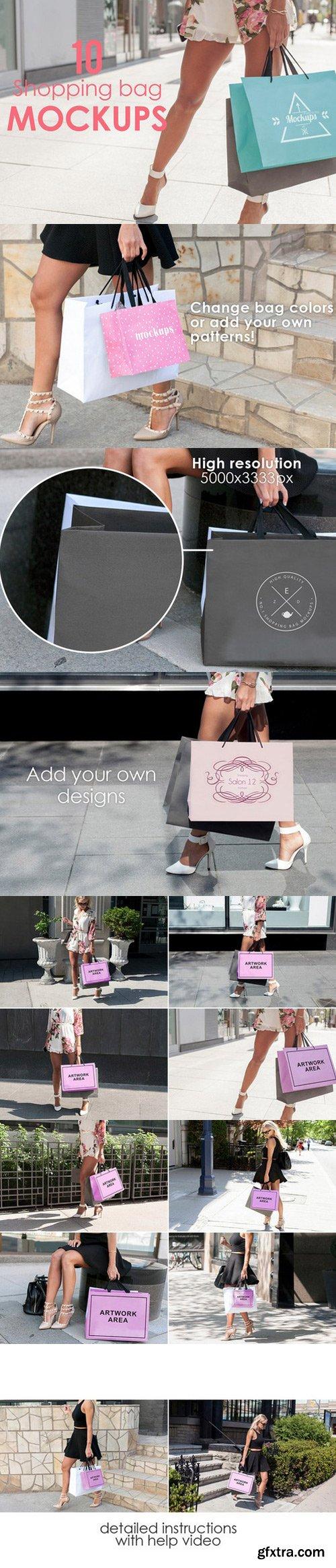 Cm 10 Ping Bag Mockups 668819