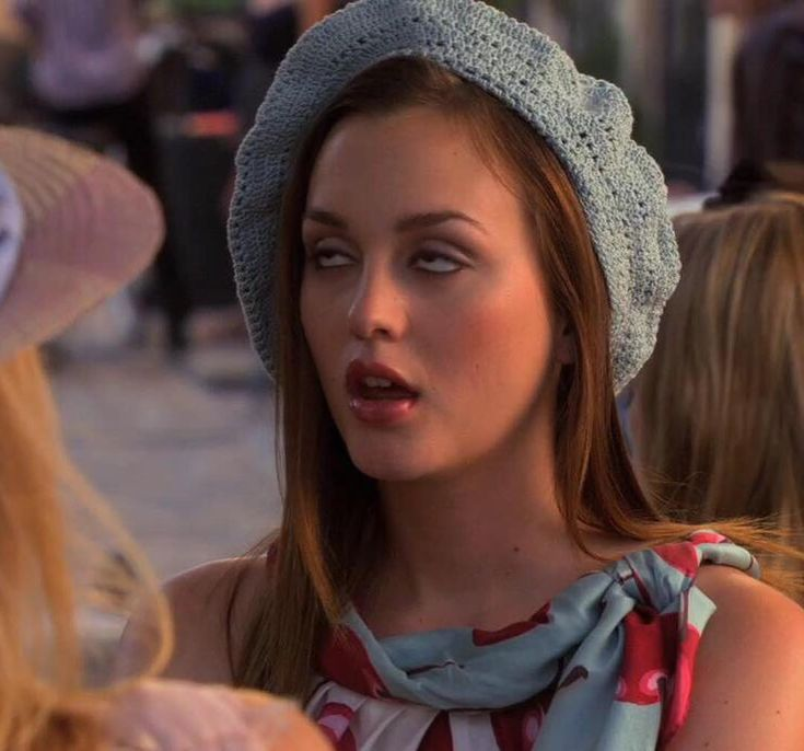 Gossip Girl Blair Waldorf Style Clothes Fashion Poster