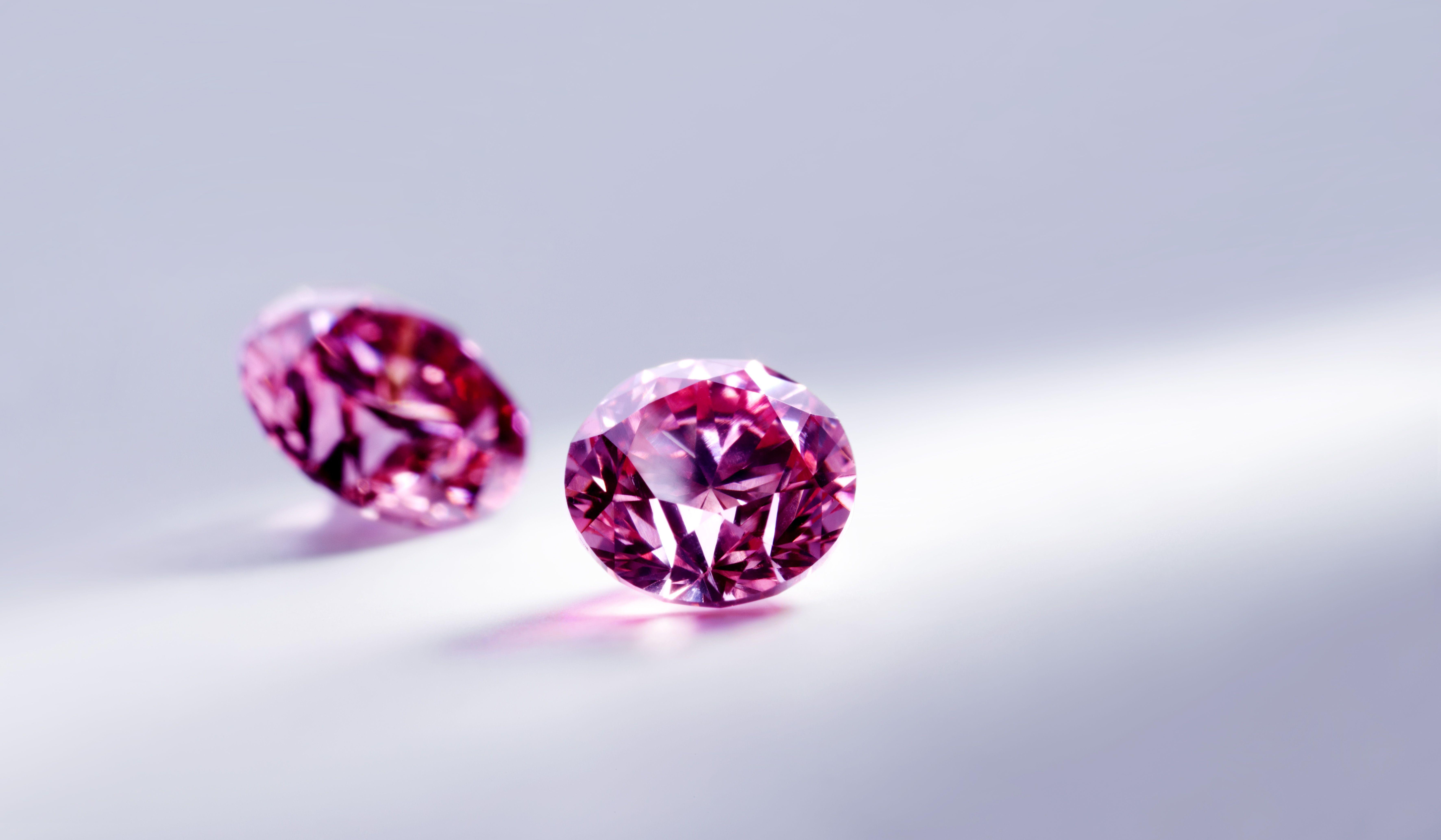 Argyle Pink Diamonds // Rohan Jewellery // Select Argyle Atelier //