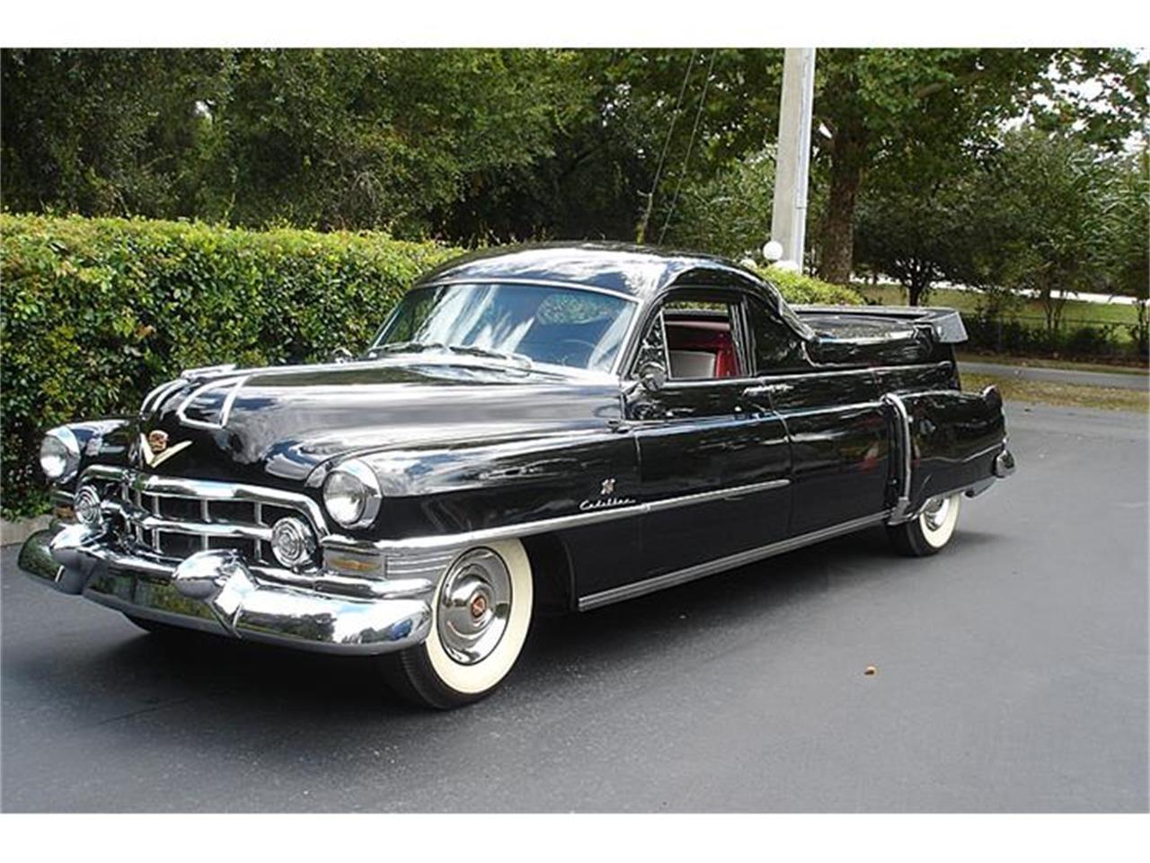 1957 Cadillac Superior Coupe de Fleur - funeral flower car | The ...