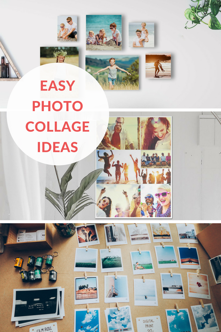 photo collage ideas: 8 creative ways to have fun with your photos
