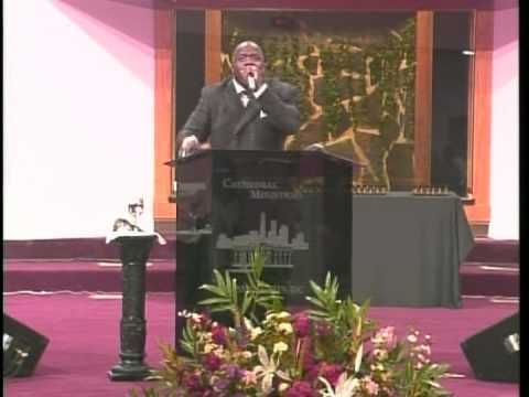 Rev Bertrand Bailey Jr Preaching! | Sermons