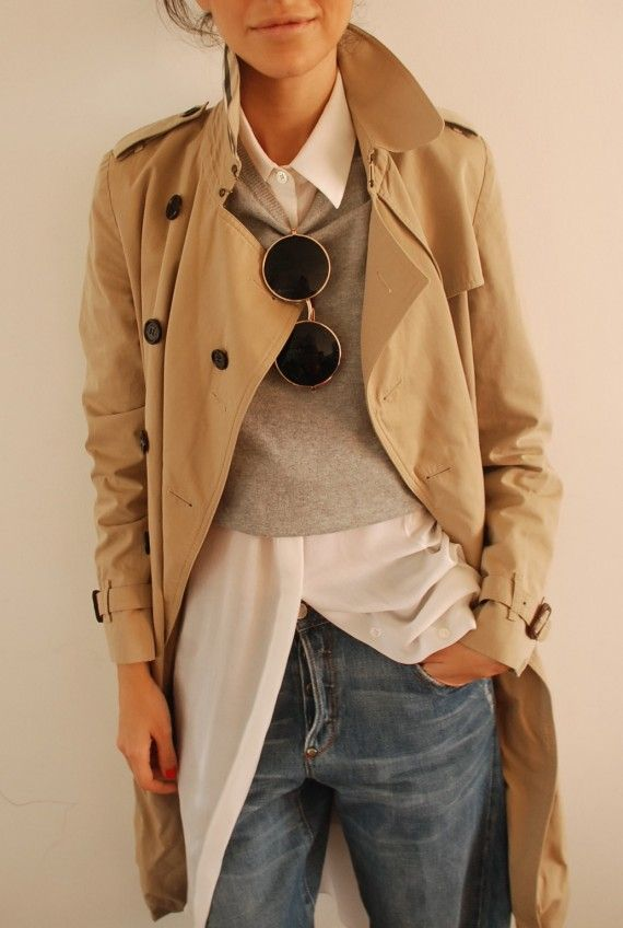 eba065f09d0 28 Stylish Outfit Ideas with Trench Coat | Things I love | Fashion ...