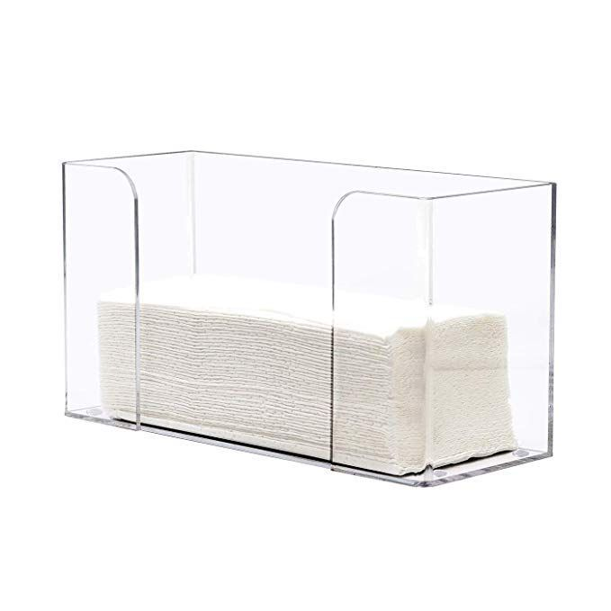 Commercial Paper Towels Holder, DYCacrlic Clear Acrylic Paper Towel Dispenser Holder fit for C-fold,tri-fold and multi-fold commercial paper towels Review #papertowelholders Commercial Paper Towels Holder, DYCacrlic Clear Acrylic Paper Towel Dispenser Holder fit for C-fold,tri-fold and multi-fold commercial paper towels Review #papertowelholders