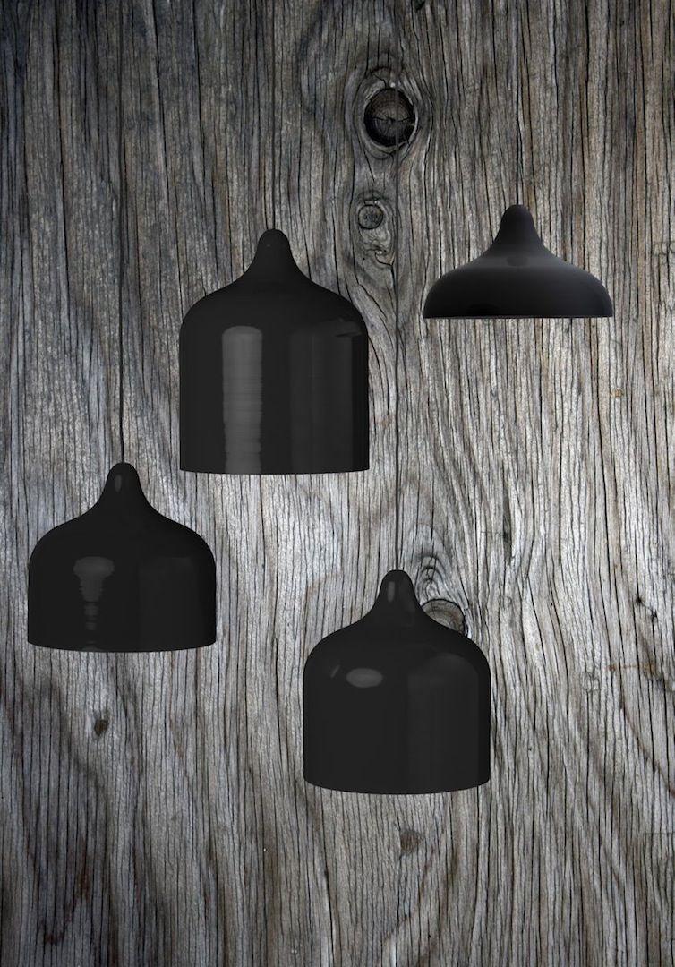 Popper Lights Designer Lighting Australian Design Black