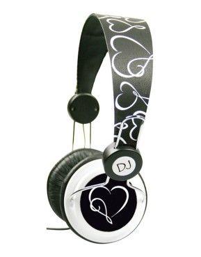 MediaCom - DJ Drum Cuffia Hearts