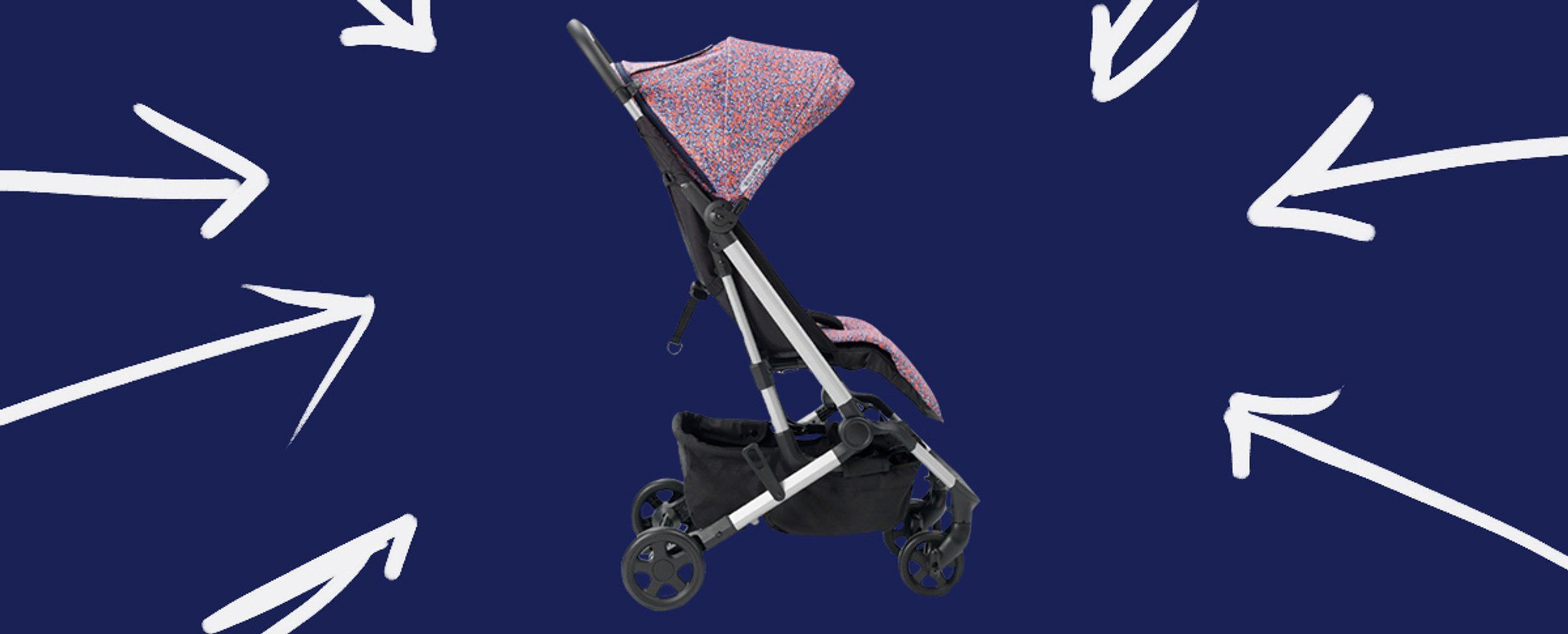 This Compact Stroller is the Fast Folding, Feature-Rich ...