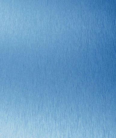 Brushed Blue Laminate Aluminum Numetal 258 Laminate Decorative Ceiling Tile Walnut Doors