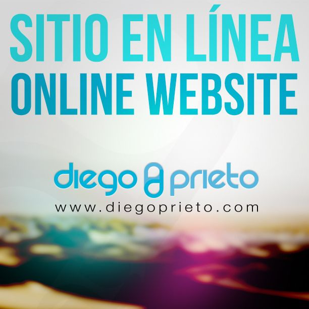 Sitio actualizado - diegoprieto.com
