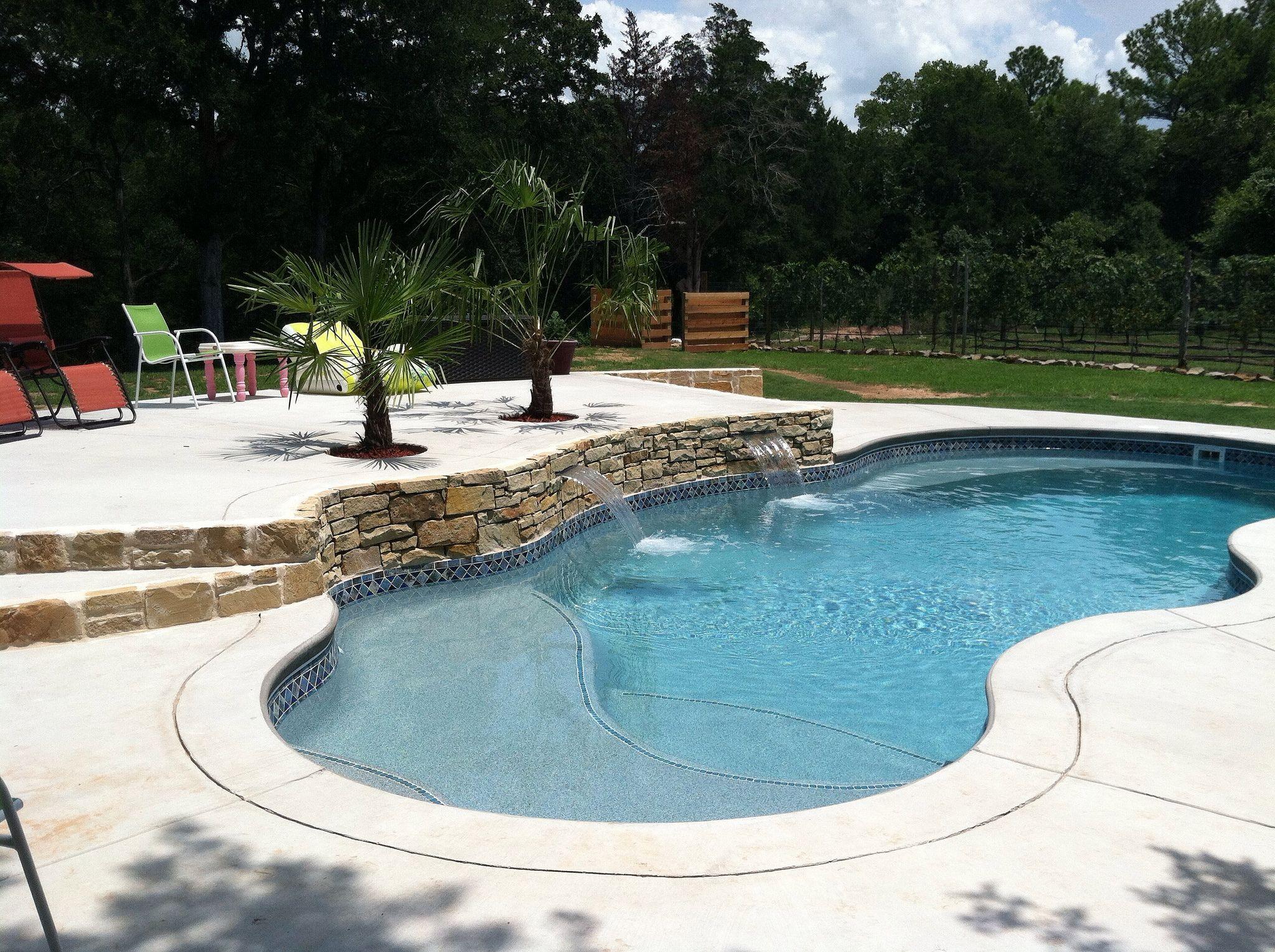 Fiji Pool Patio Swimming Pool Designs Backyard Pool Landscaping