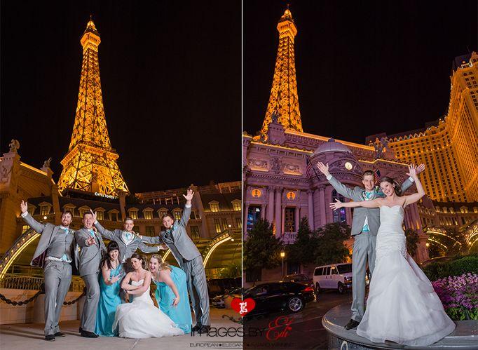 Bali Hai Golf Course Wedding In Las Vegas Followed By A Strip Tour