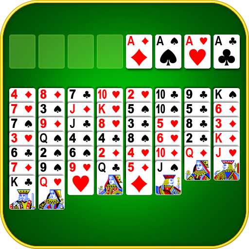 FreeCell Appstore for Android Solitaire