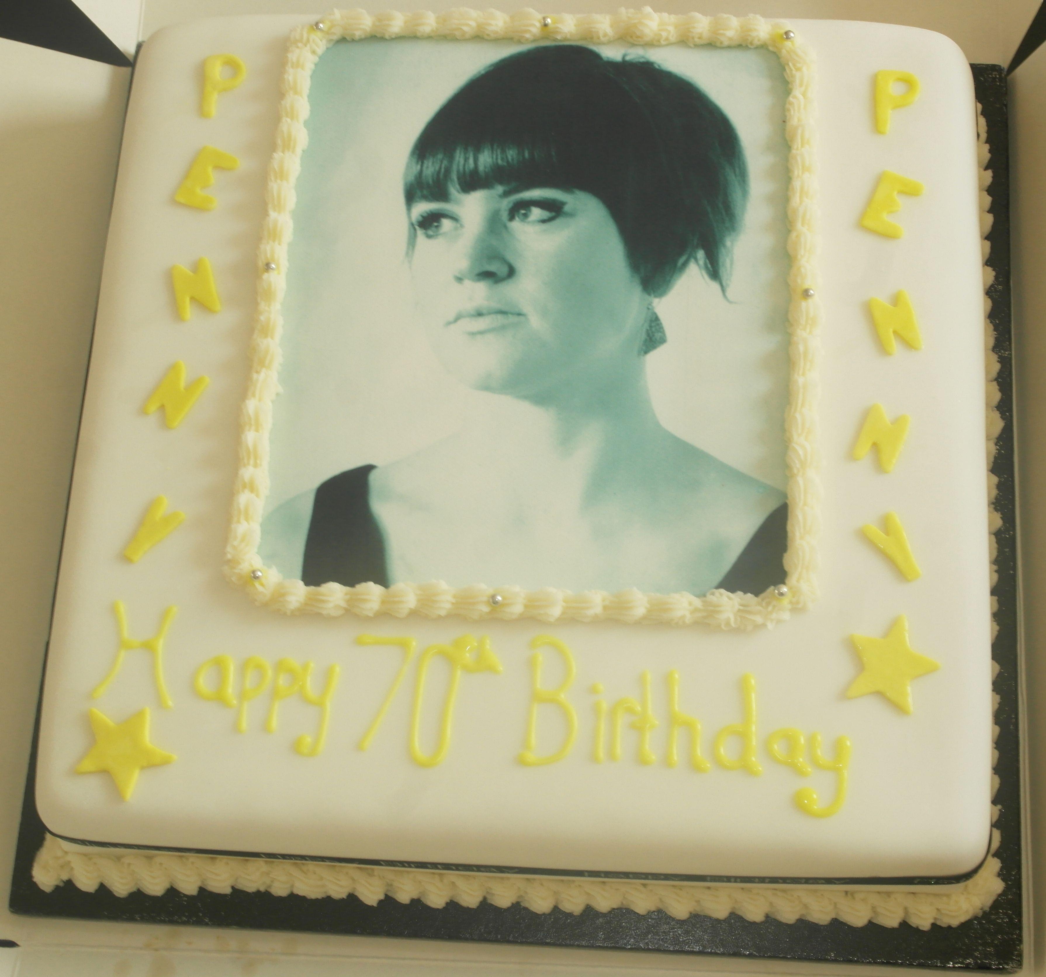 Happy 70th Birthday Cake Rum cake, 70th birthday cake