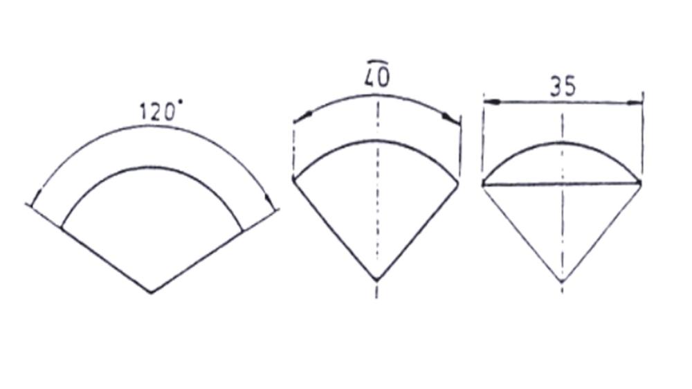 Dibujo Tecnico Acotacion I Norma Une 1039 1994 Tecnicas De Dibujo Tipos De Cotas Dibujo Tecnico Ejercicios