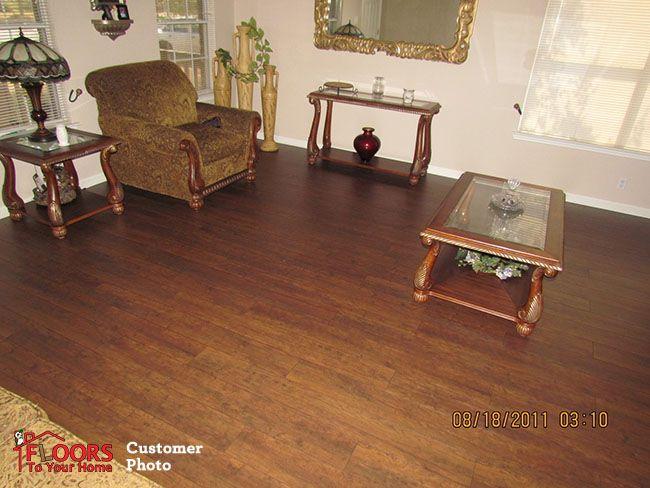 Kronoswiss Rustic Cherry Handscraped Laminate Flooring ...