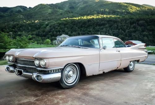 Motori: #Wood #Rose #Running Project: 1959 Cadillac Coupe de Ville (link: http://ift.tt/2cIcJqE )
