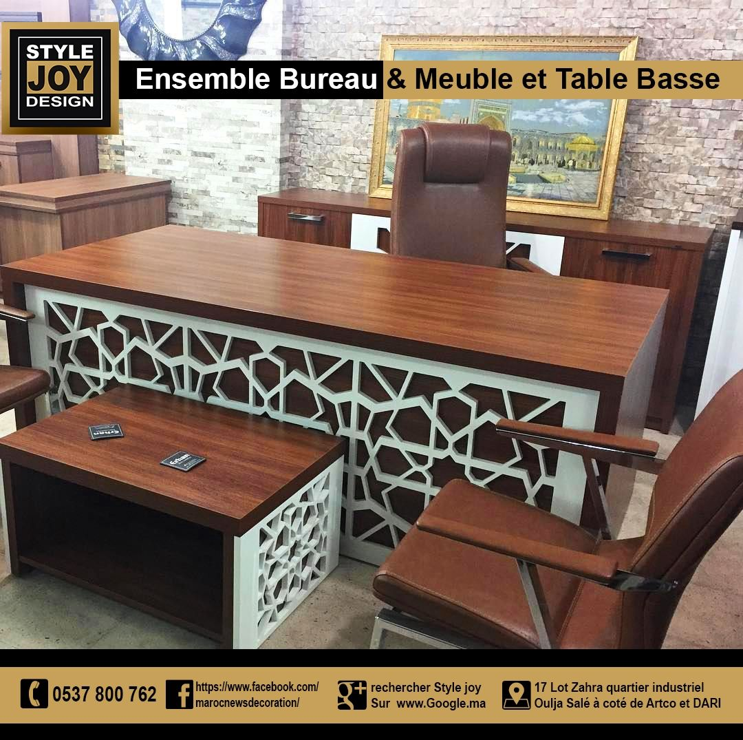 Mobilier De Bureau Rabat Maroc Desk Office Desk Corner Desk