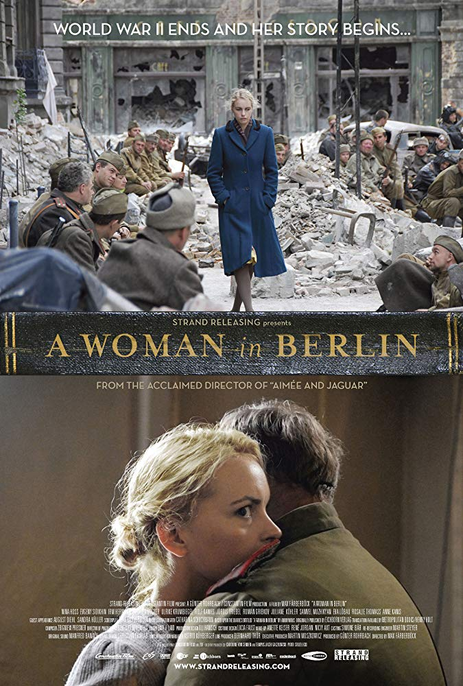 A Woman in Berlin (2008) in 2020 (With images) Romantic
