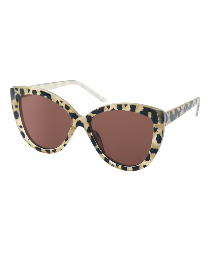 AJ Morgan Cateye Sunglasses at asos.com