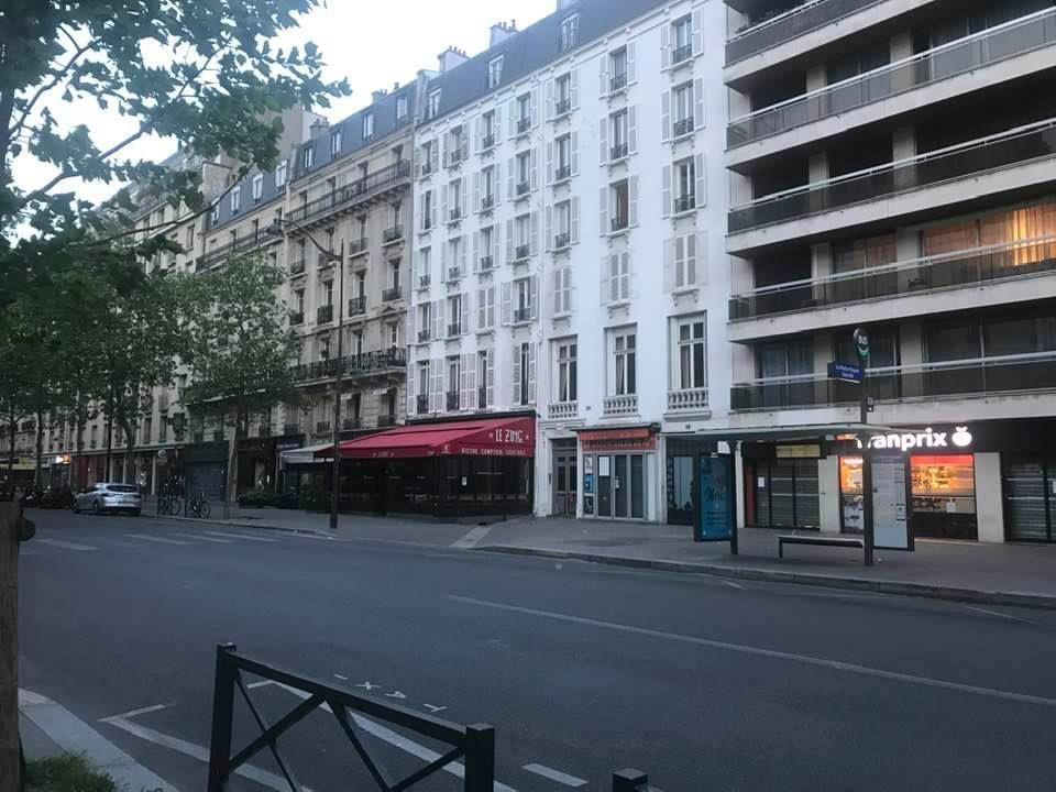 Avenue De La Motte Picquet En 2020 Paris