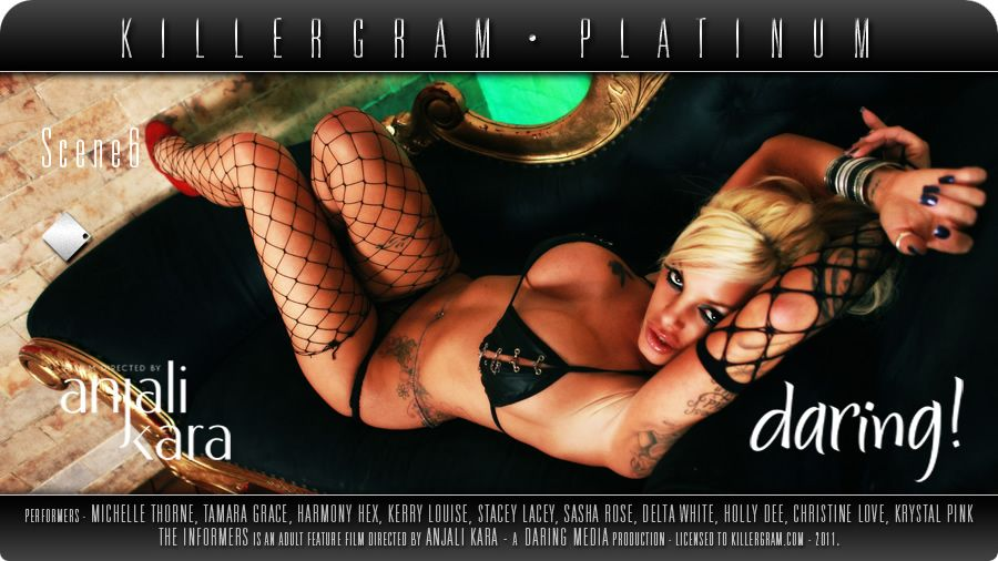 Killergram The British Premier Hardcore Network Platinum