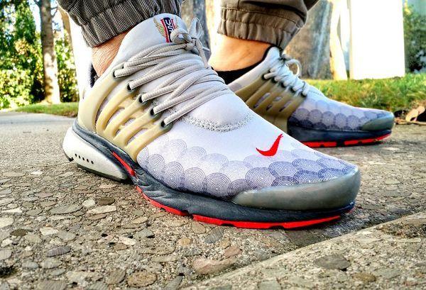 Nike Air Presto 'Olympic USA' #Sneakers | Chaussures nike, Nike ...