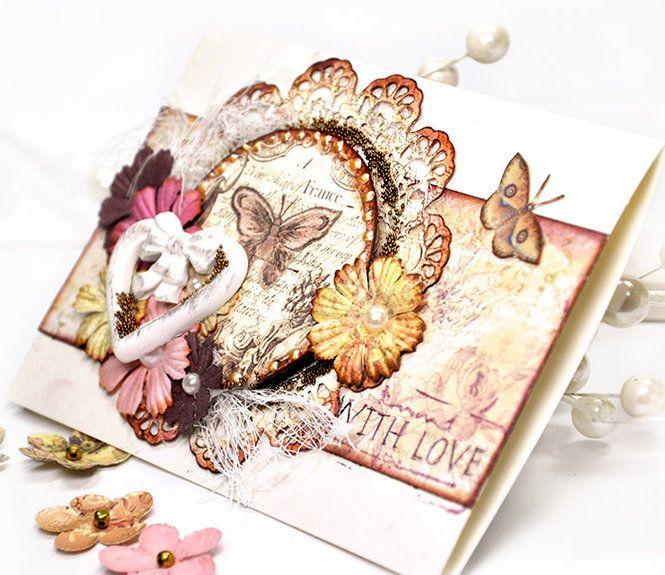 Jrabs's Gallery: Mother's Day Card - Prima