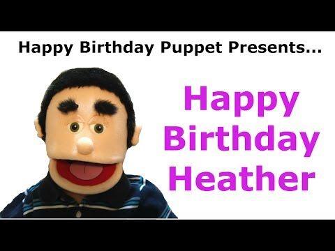 Funny Happy Birthday Heather - Birthday Song - YouTube | Happy