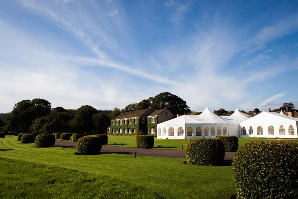 North Yorkshire wedding venue from wwwTheNuptialcouk
