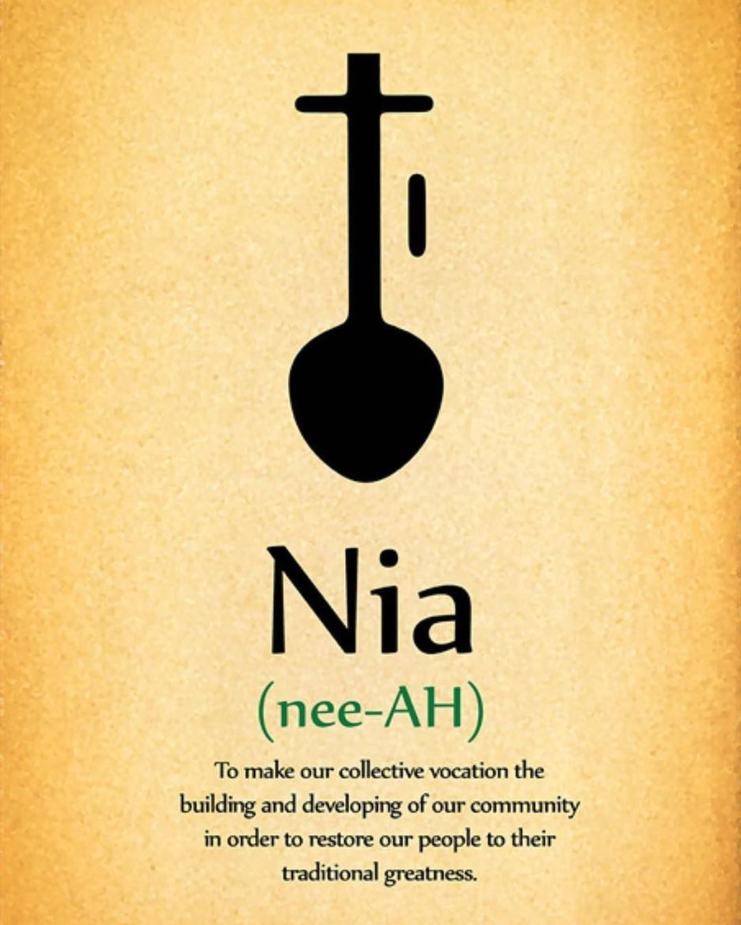 Happykwanza Nia Means Purpose How Do You Find Your Purpose