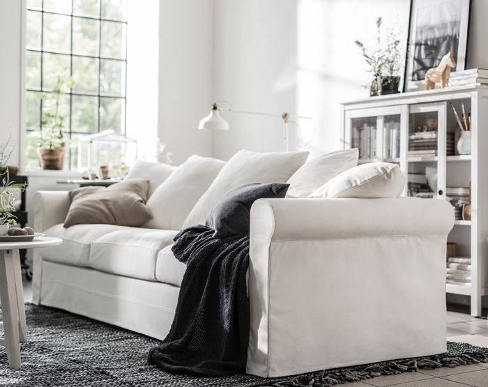 Entdecke Das Neue GRÖNLID Sofa: Traditionelles Skandinavisches Design  Trifft Auf Moderne Elemente Und Dank Des Flexiblen Modulsystems Passt Es  Sich An Dich ...