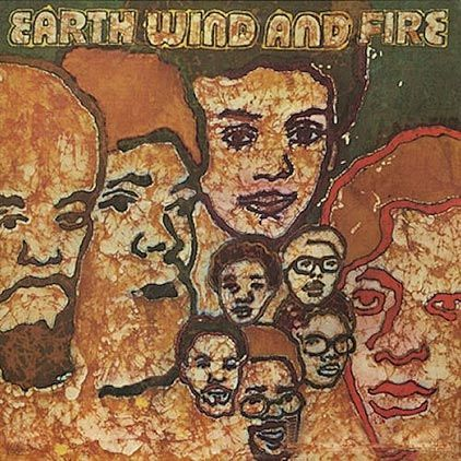 Funk-Disco-Soul-Groove-Rap: 1971-Earth, Wind & Fire - Earth