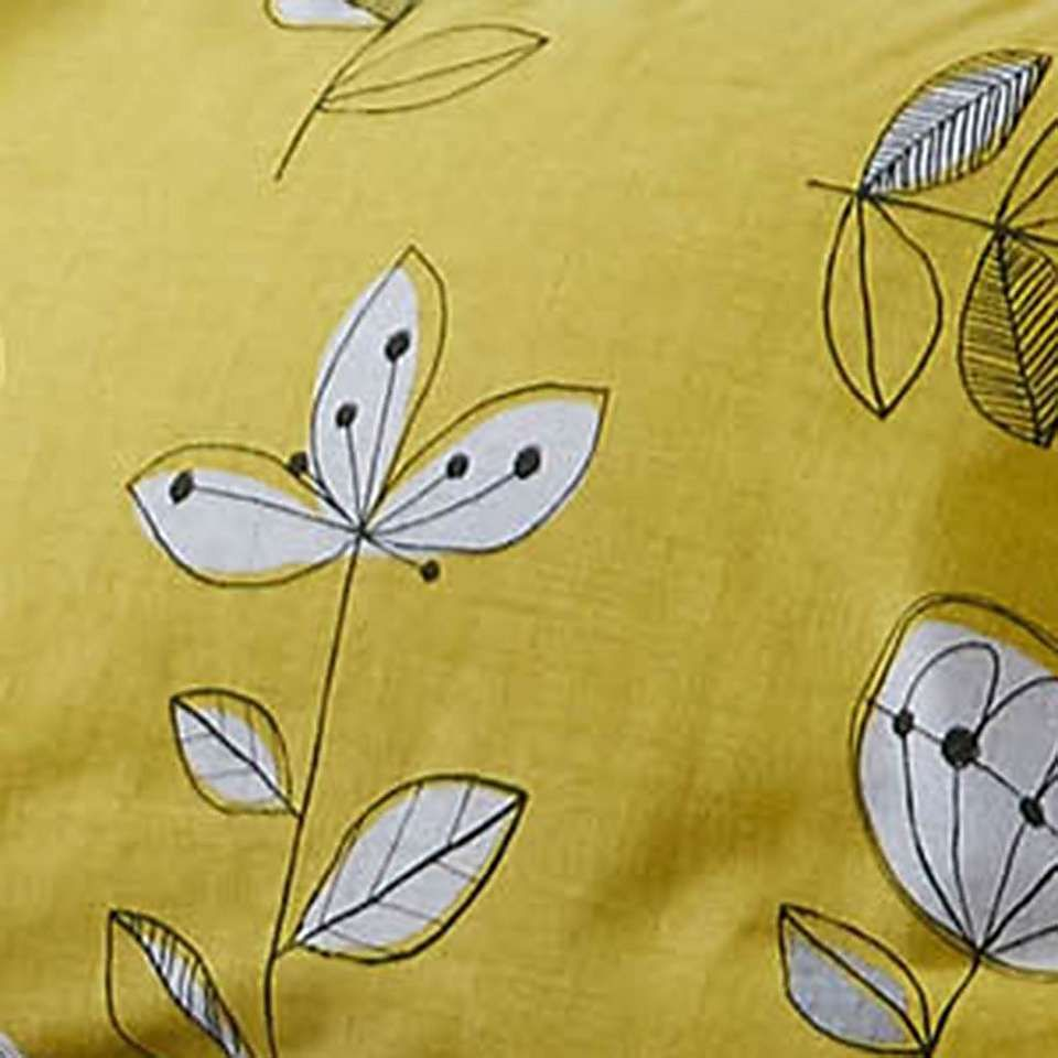 Urban Outfitters Tapestry Yellow