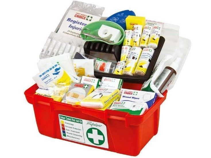 Best first aid kit for survival reviews 2018 update