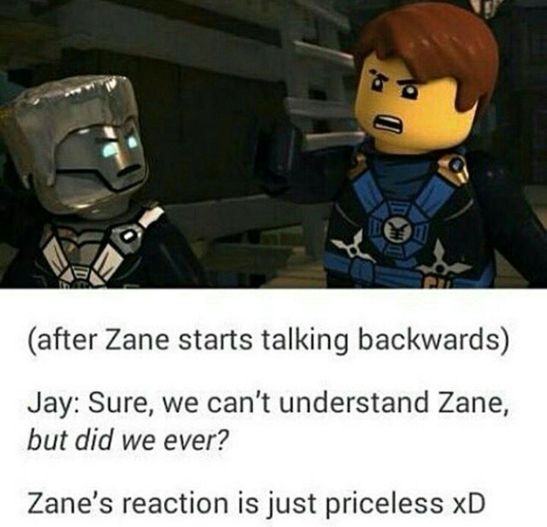 Just Like Excuse Me You Could Understand Me Because I Was Speaking English Ninjago Memes Lego Ninjago Ninjago