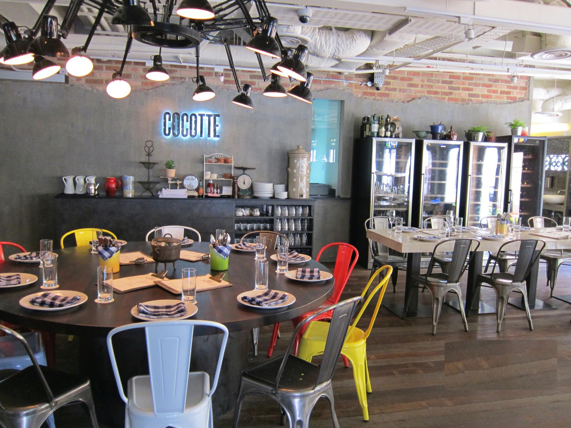 Diseño de restaurantes: Estilo rústico industrial | Marketing ...