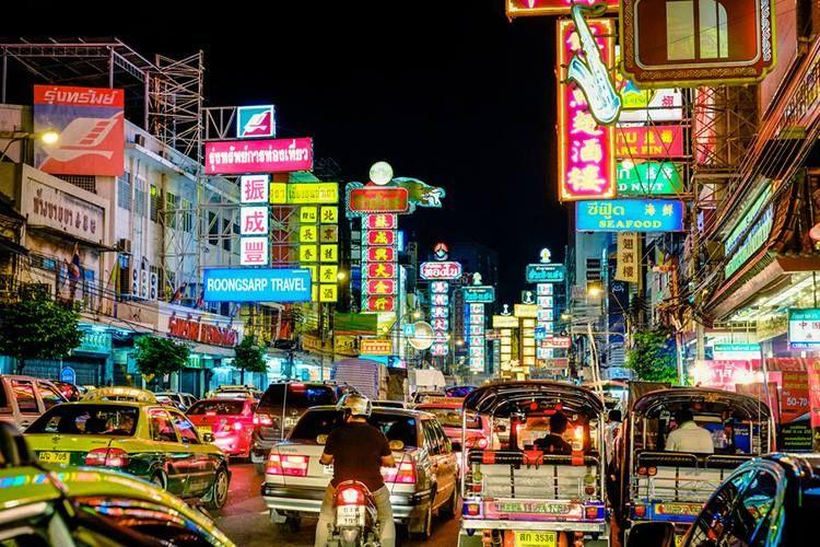 Wist Je Dat De Langste Plaatsnaam Ter Wereld 167 Tekens Bevat Houd Je Vast Krung Thep Mahanakhon Bovor Thailand Travel World Of Wanderlust Thailand Pictures