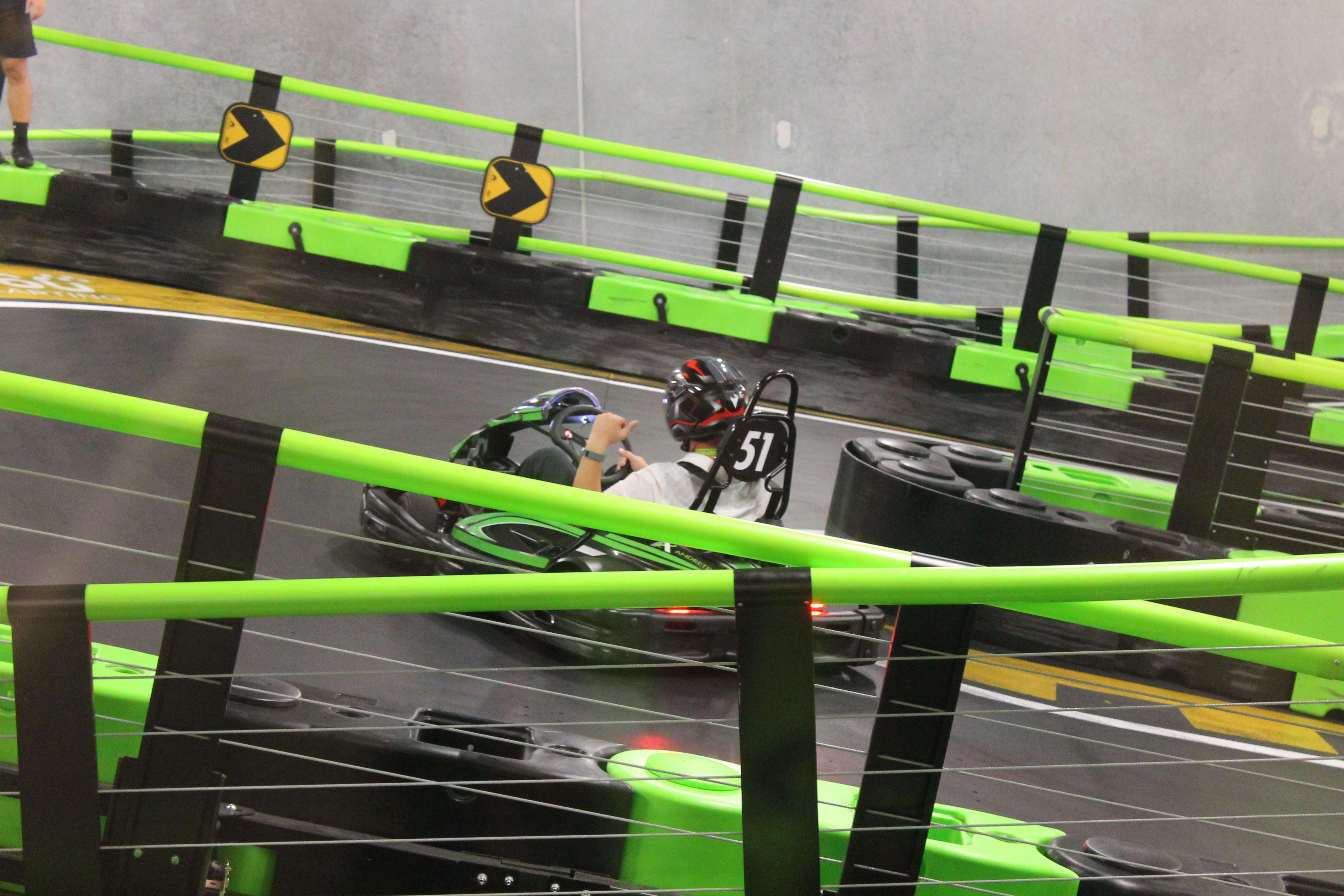 Andretti karting i-drive