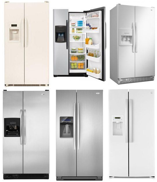 Best Apartment Refrigerator With Ice Maker Gallery - Home Ideas ...