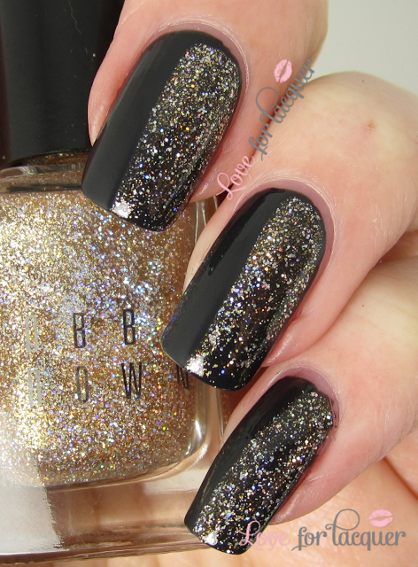 Love For Lacquer Bobbi Brown Old Hollywood Nail Collection Swatches Review